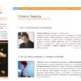 Cos'è Criterio Selecta. Criterio Selecta è il sistema che relaziona i rapporti tra i professionisti attraverso la gestione degli immobili con il canale informatico; Criterio Selecta rivoluziona il concetto di...