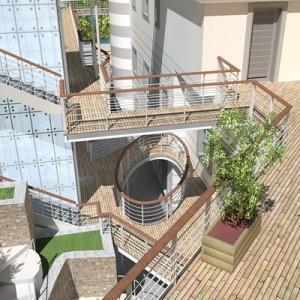Lu0027edificio Condominiale è Composto Da Aree ...